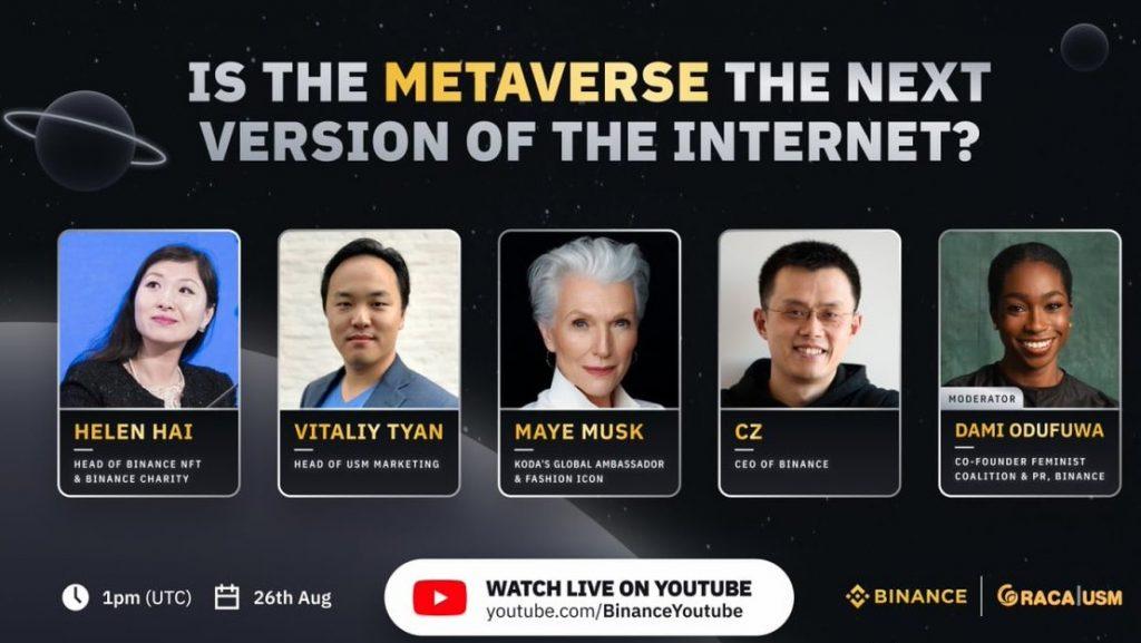 Top 6 coin thuộc trend Metaverse là gì